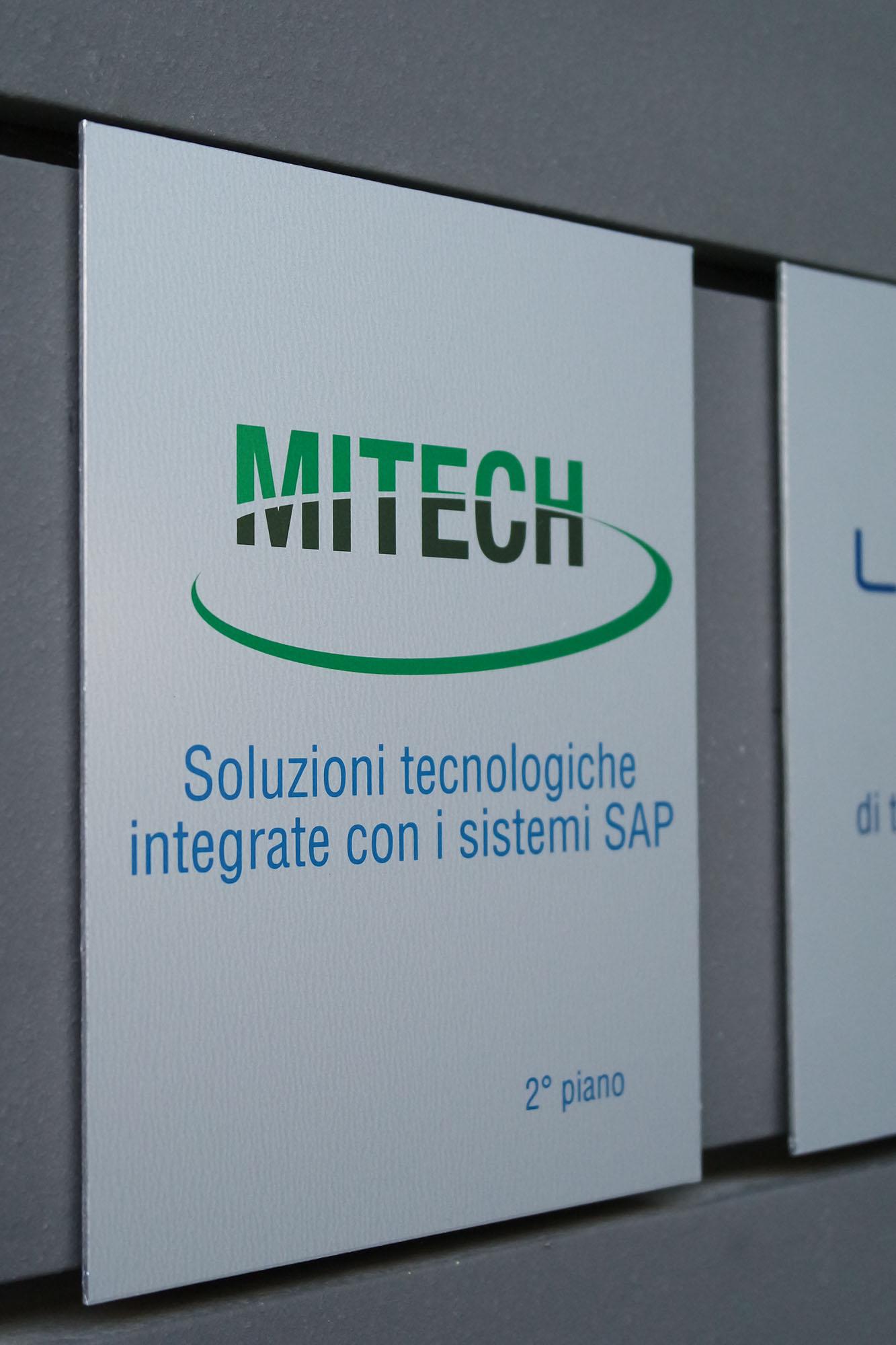 Mitech srl consulenza SAP