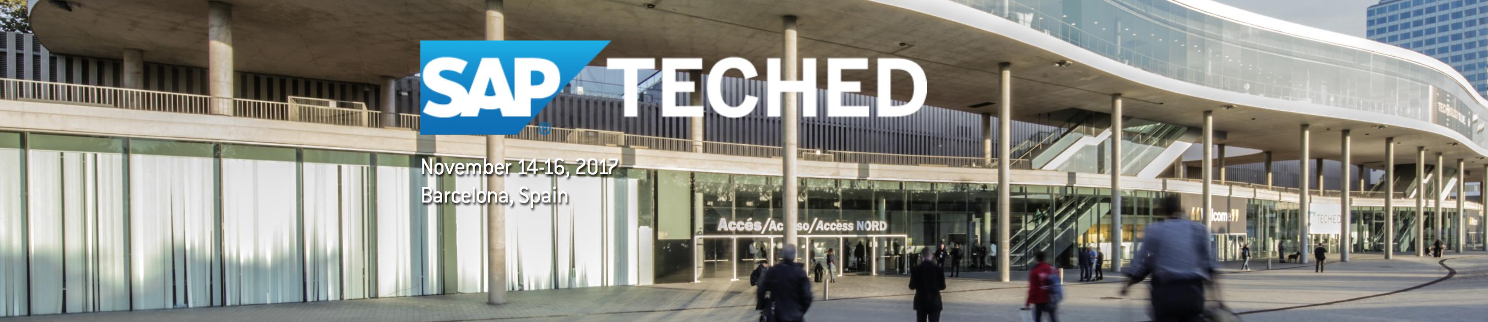 SAP TechEd 2017. Mitech guarda al futuro