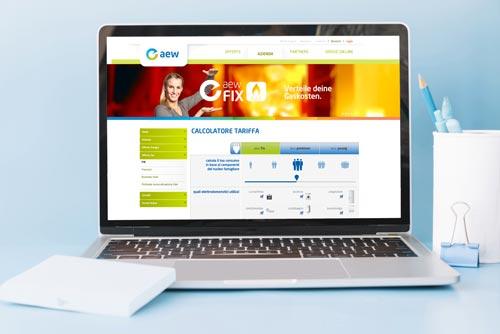 Utilities portale clienti